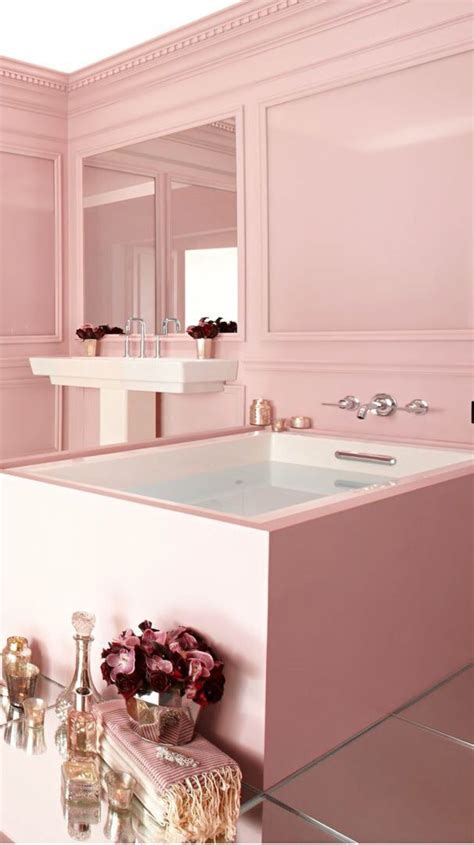 Light Pink Bathroom by 5 Pink Bathroom Ideas For A Splendid And Pering