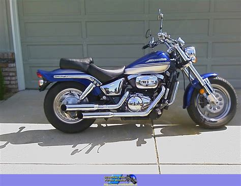 2002 suzuki vz 800 marauder moto zombdrive