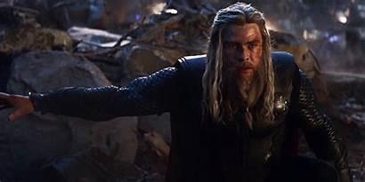 Thor Endgame Chris Hemsworth Avengers Final Battle