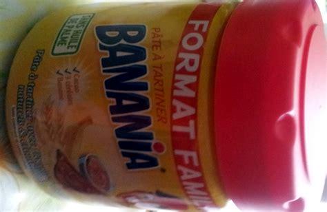 pate a tartiner banania p 226 te 224 tartiner banania format familial 600 g
