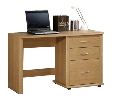 small 3 drawer desk small office desk with drawers office pinterest