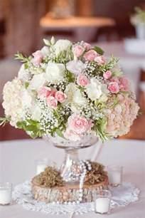 bouquet de fleur mariage pas cher comment décorer le centre de table mariage