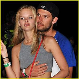 Alex Pettyfer & New Girlfriend Marloes Horst Step Out for ...