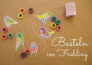 Basteln Zum Frühling : basteln fr hling meine svenja ~ Frokenaadalensverden.com Haus und Dekorationen