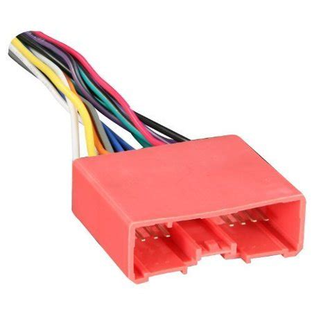 Metra Electronics Wiring Harness For Mazda