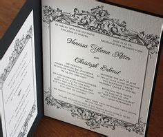 bilingual english spanish wedding invitation spanish With halloween style wedding invitations