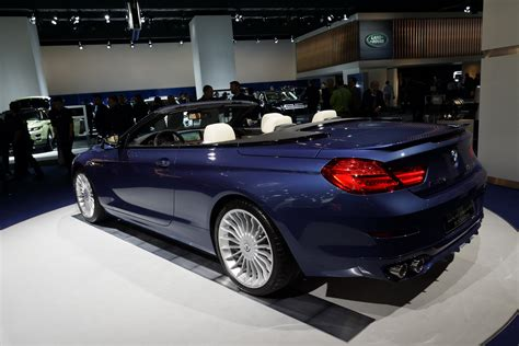The New Alpina B6 Biturbo Based On Bmw 6