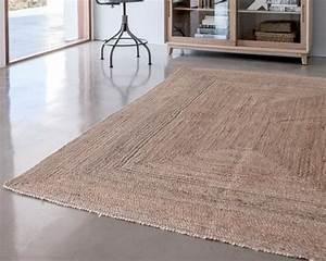 tapis en chanvre d39ampm la deco sur la paille With tapis en chanvre