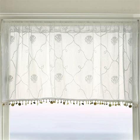 home nautical curtains valances decor shop