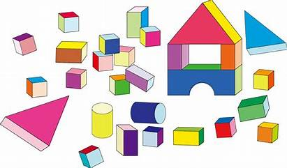 Clipart Blocks Building Clip Block Toys Library