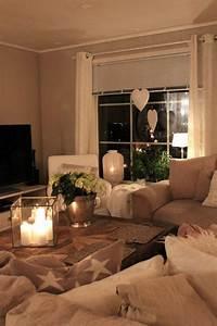 Gemütliche Wohnzimmer Farben : gem tliches wohnzimmer gestalten 30 coole ideen ~ Watch28wear.com Haus und Dekorationen