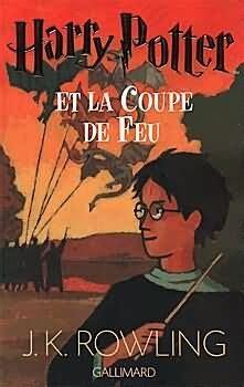 J K Rowling Resume by Lecture Rousse Harry Potter Tome 4 La Coupe De Feu