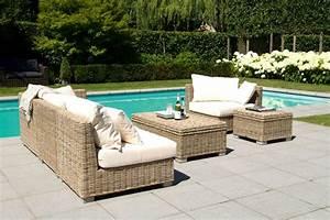 Salon Jardin Rotin : table basse coffre rotin murielle 2104 ~ Premium-room.com Idées de Décoration