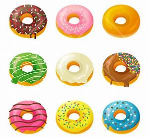 Box Of Donuts Clipart Donuts cakes clipart | baby shower ...
