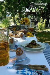 Deko Für Bayrischen Abend : bayrisch rustikale tischdekoration dekoelement pinterest ~ Sanjose-hotels-ca.com Haus und Dekorationen