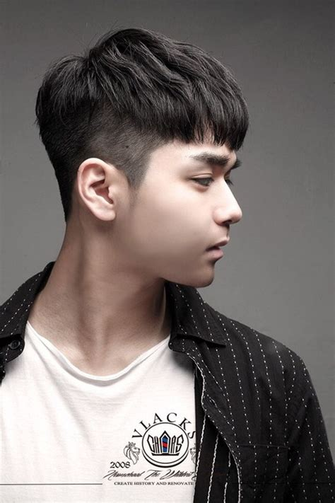 sexy korean hairstyle  men style asians