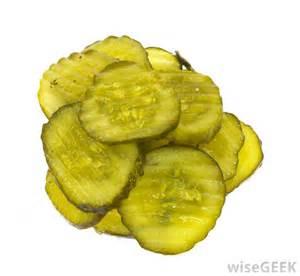 Sliced Dill Pickles