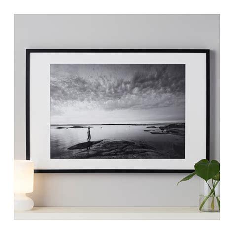ribba frame black 61x91 cm ikea