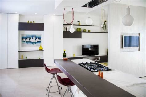 salon cuisine americaine separation cuisine americaine et salon cuisine en image