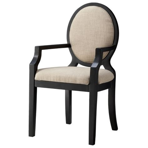 morris oval back dining chair with arms ebay