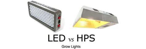 high pressure sodium lights vs led led vs hps review estagecraft