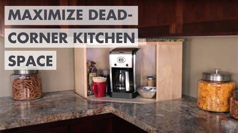 dead corner kitchen storage lift  goodbye