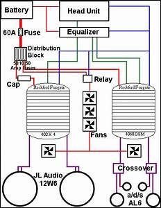Electric Car Audio Project Wiring Diagram Under Repository