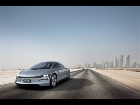 2018 Volkswagen Xl1 Concept Front Angle 3 1280x960