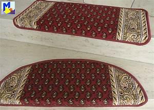 Sonnenschirm Rechteckig 3 X 4 : stufenmatte aw mir rot michelberger ihr trendy teppich shop ~ Frokenaadalensverden.com Haus und Dekorationen