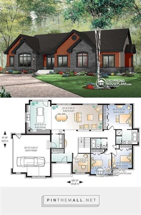 house plan Dambroise No 3224 Sims house plans