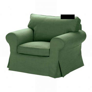 ikea ektorp armchair cover chair slipcover svanby green