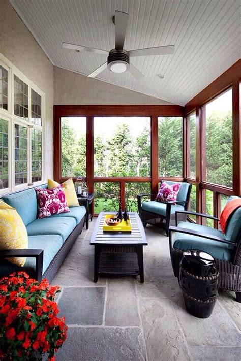 Three Season Room by Our Favorite Pins Of The Week Screened In Porches Three