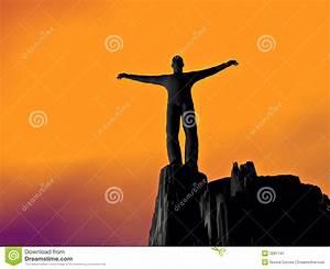 Precipice Stock Image - Image: 3287141