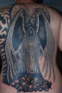 Lucifer Fallen Angel Tattoo