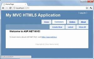html5 day 4 add drop down menu to aspnet mvc html5 With asp net menu templates