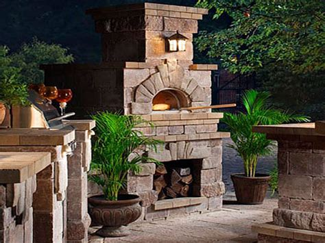Kitchens With Brick Walls, Outdoor Fireplace Pizza Oven How To Decorate For A Christmas Party Games Adults Parties Tacky Decorations And Kids Home Ideas In Milton Keynes Gift Exchange