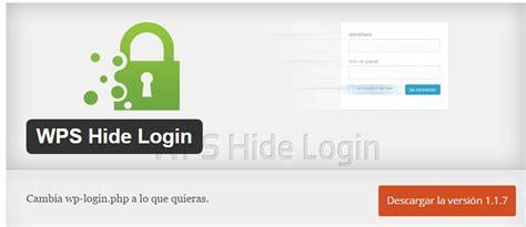 Cambiar La Url De Wp-admin En Wordpress Por Seguridad