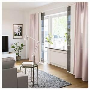 Ikea Vidga Video : vidga barra para cortina 3 gu as blanco 140 cm ikea ~ Buech-reservation.com Haus und Dekorationen