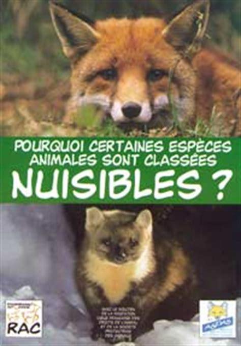 pourquoi certaines esp 232 ces animales sont class 233 es nuisibles univers nature actualit 233