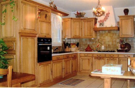 cuisines rustiques bois décorer fr decoration de cuisine rustique