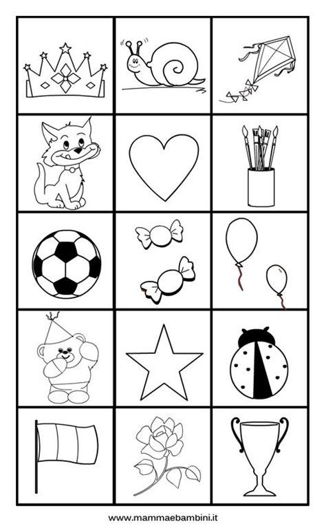 memory animali da stare e colorare contrassegni da colorare per bambini mamma e bambini