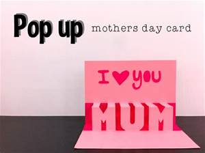 Tutorial | Pop-Up Mother's Day Card – Scrap Booking