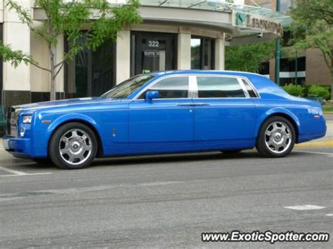 Rolls Royce Michigan by Rolls Royce Phantom Spotted In Birmingham Michigan On 08
