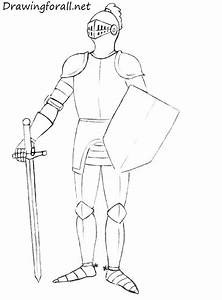 Image Gallery knight drawings