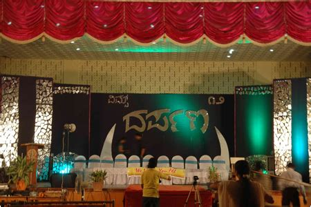 Stage Decoration For School Function Ideas Elitflat