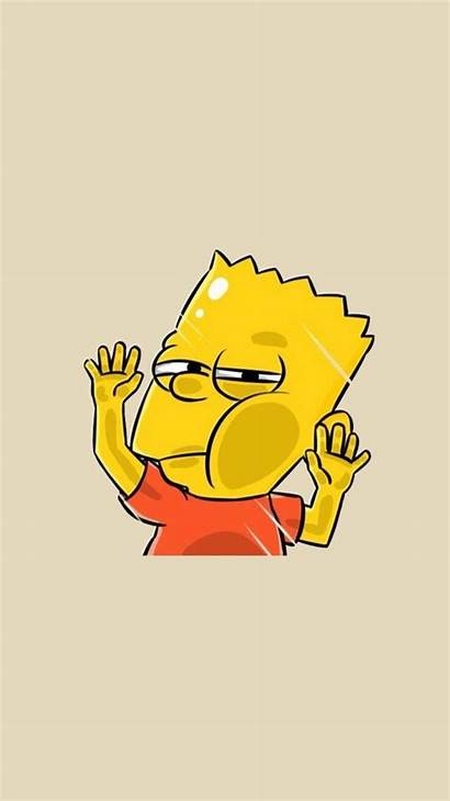 Simpson Funny Nice Iphone Cartoon Wallpapers