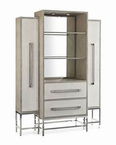 john richard collection zabrina lighted cabinet With kitchen cabinets lowes with john richard wall art