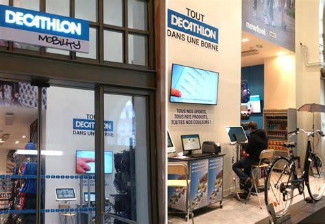 decathlon mobility nouvelle enseigne en gare