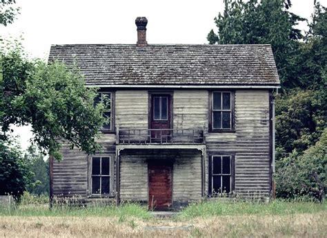 Abandoned House Near Sequim, Washington-the Shelter Blog