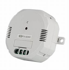 Smart Home Funk : trust smart home 433 mhz funk einbauschalter acm 1000 ~ Lizthompson.info Haus und Dekorationen